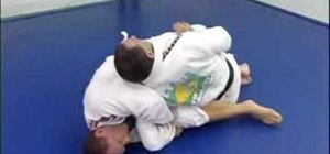 Perform a Kimura counter and then reversal