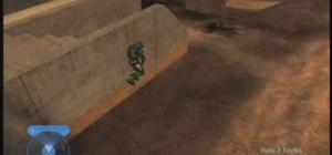 Do super bounces on Headlong in Halo 2
