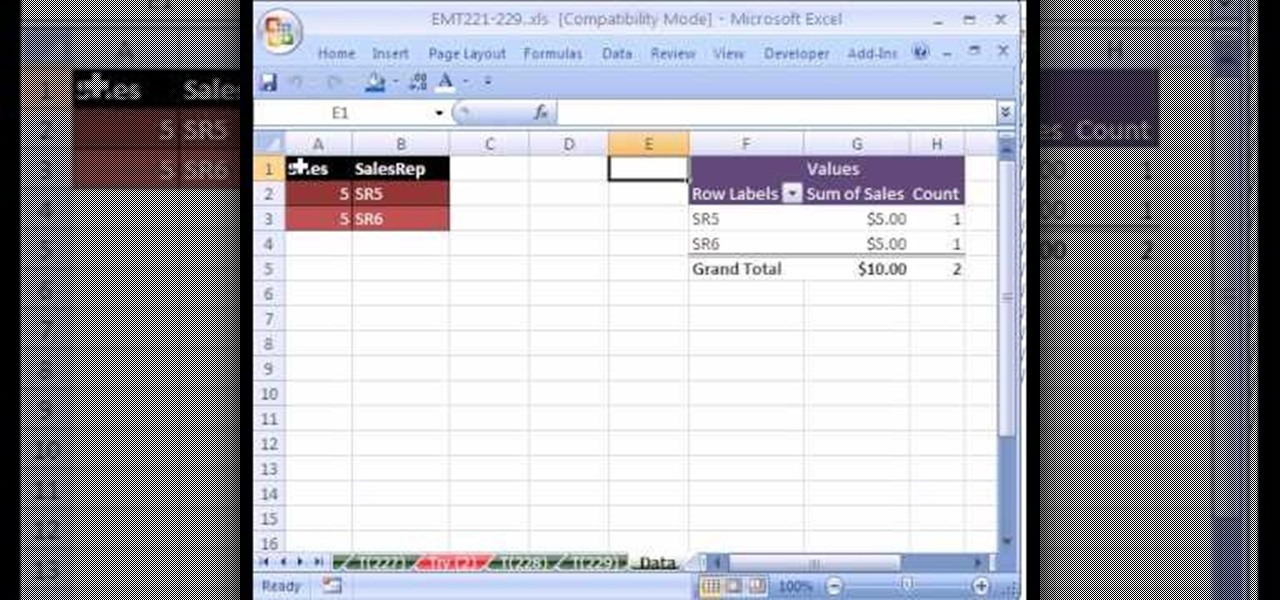 how to write a macro in excel tutorial
