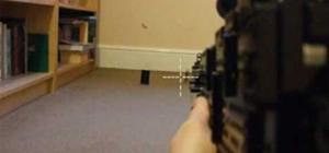 This Lee Enfield LEGO sniper rifle works!