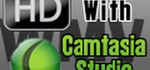 Upload HD videos using Camtasia Studio (WMV)