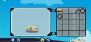 Beat the A Game Flash game Crazy Craft