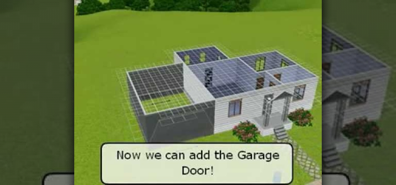 How to Build a foundation home in Sims 3 and attach a garage   PC Games     WonderHowTo. How to Build a foundation home in Sims 3 and attach a garage   PC