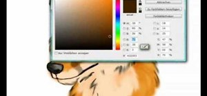 Draw a fox in Photoshop