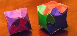 Make Yin-Yang Modular Polyhedra