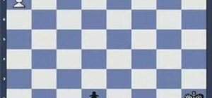 Move the pawn in chess
