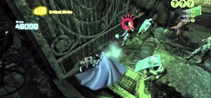 Beat the Extreme version of the Hell's Gate Challenge in Batman: Arkham City