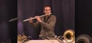 Learn beginning flute