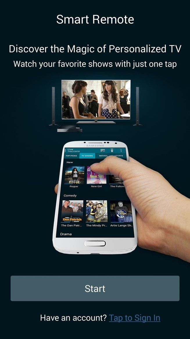 how to get free movies on samsung galaxy s5