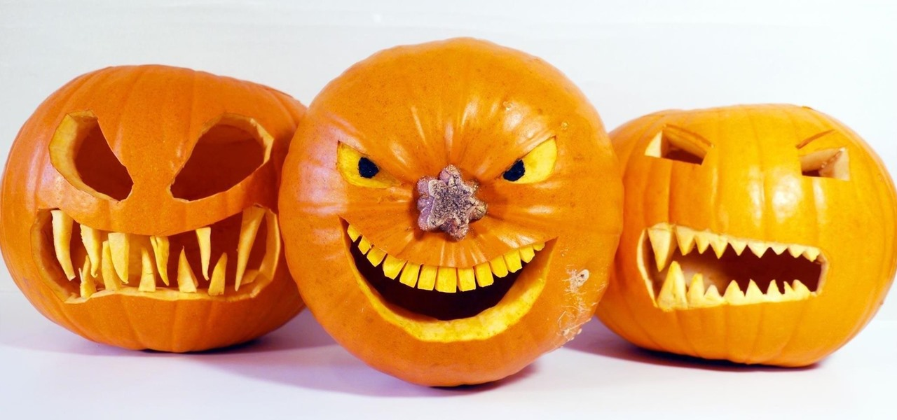 How to Carve an Amazing Halloween Pumpkin: 5 Sinister Jack-O ...