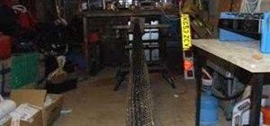 Build a carbon spinnaker pole