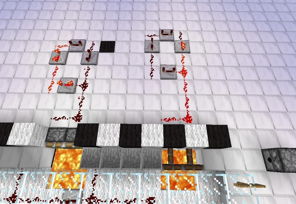 How to Create Automated Redstone Games in Minecraft