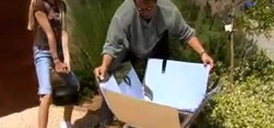 Make chicken marsala in a solar oven