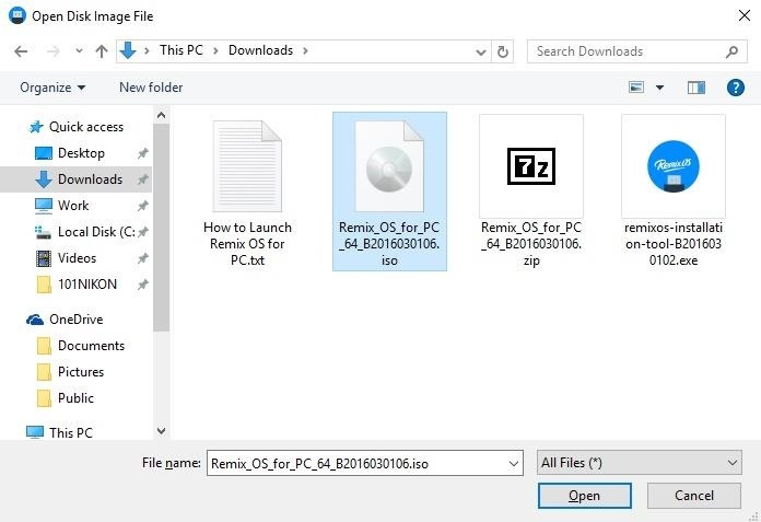 how to install os in computer pdf