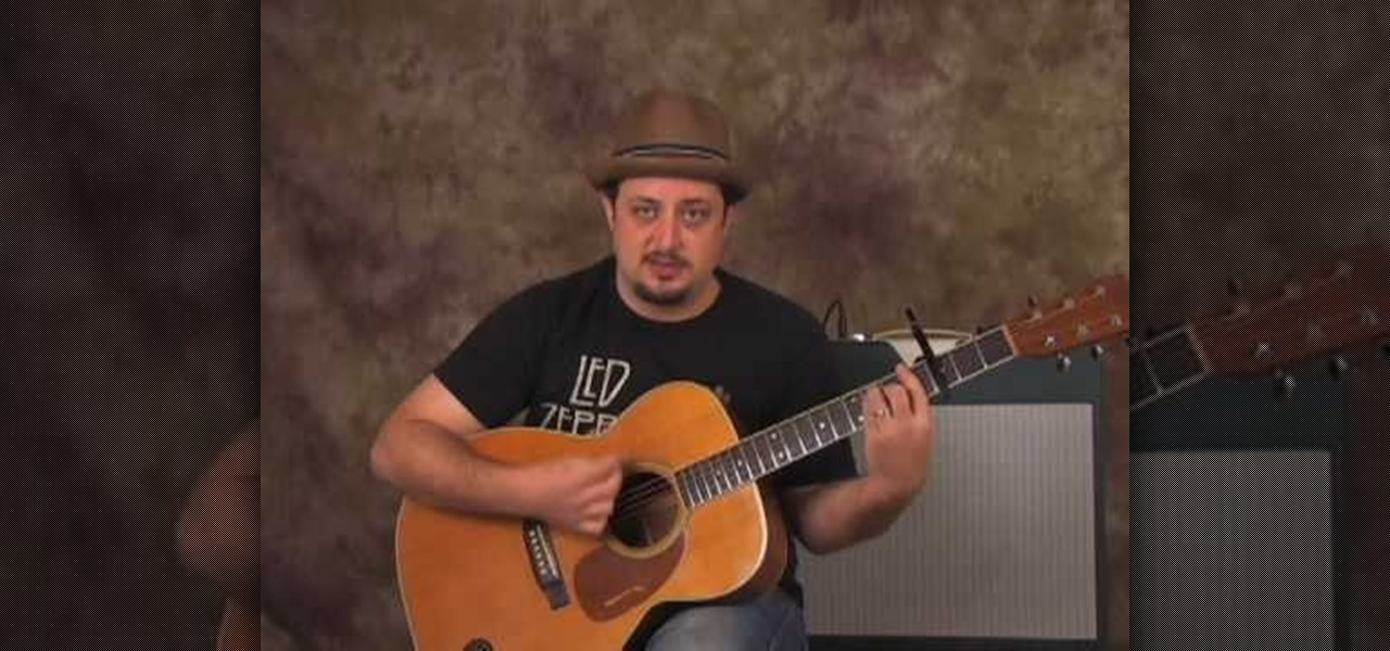 How To Play Owl Eyes Fireflies On Acoustic Guitar Acoustic