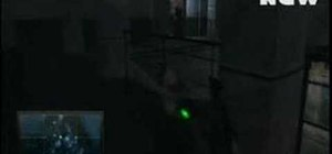 Beat Mission 10 on Splinter Cell: Double Agent