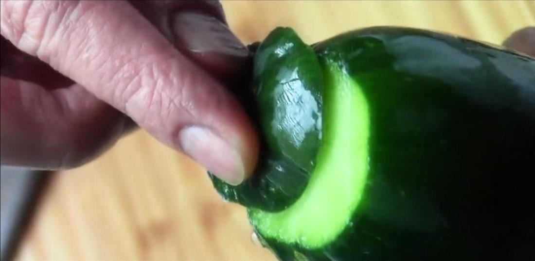 The Unexplainable Trick to Removing Bitterness from Cucumbers