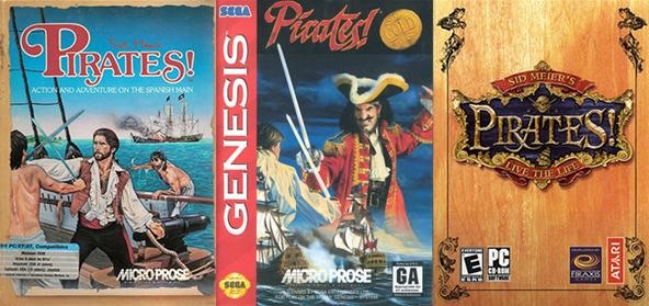 Pirates! Possibly the Purest RPG Ever