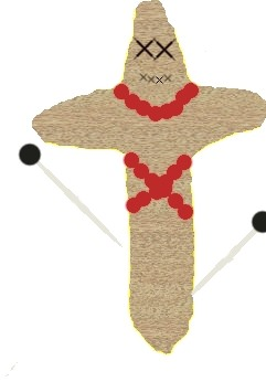 How to Make a Voodoo Poppet Doll