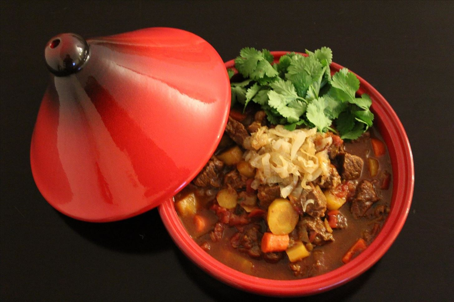 Food Tool Friday: The Moroccan Tagine Is the Best-Looking Slow Cooker You've Never Heard Of