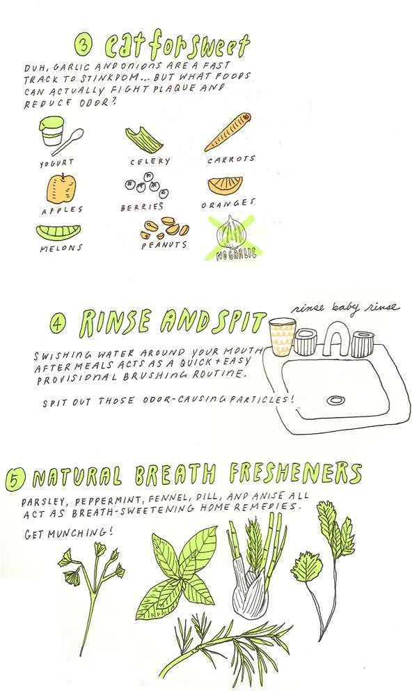 5 Simple Ways to Cure Stinky Breath