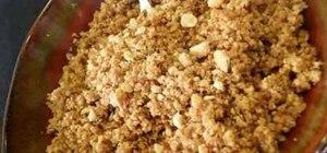 Make Indian garlic (lasoon) chutney