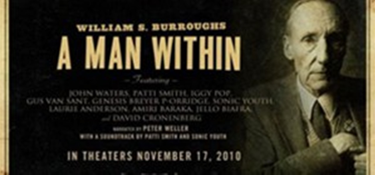 2010 Movie Posters: A Man Within (2010) « Movie Poster Design
