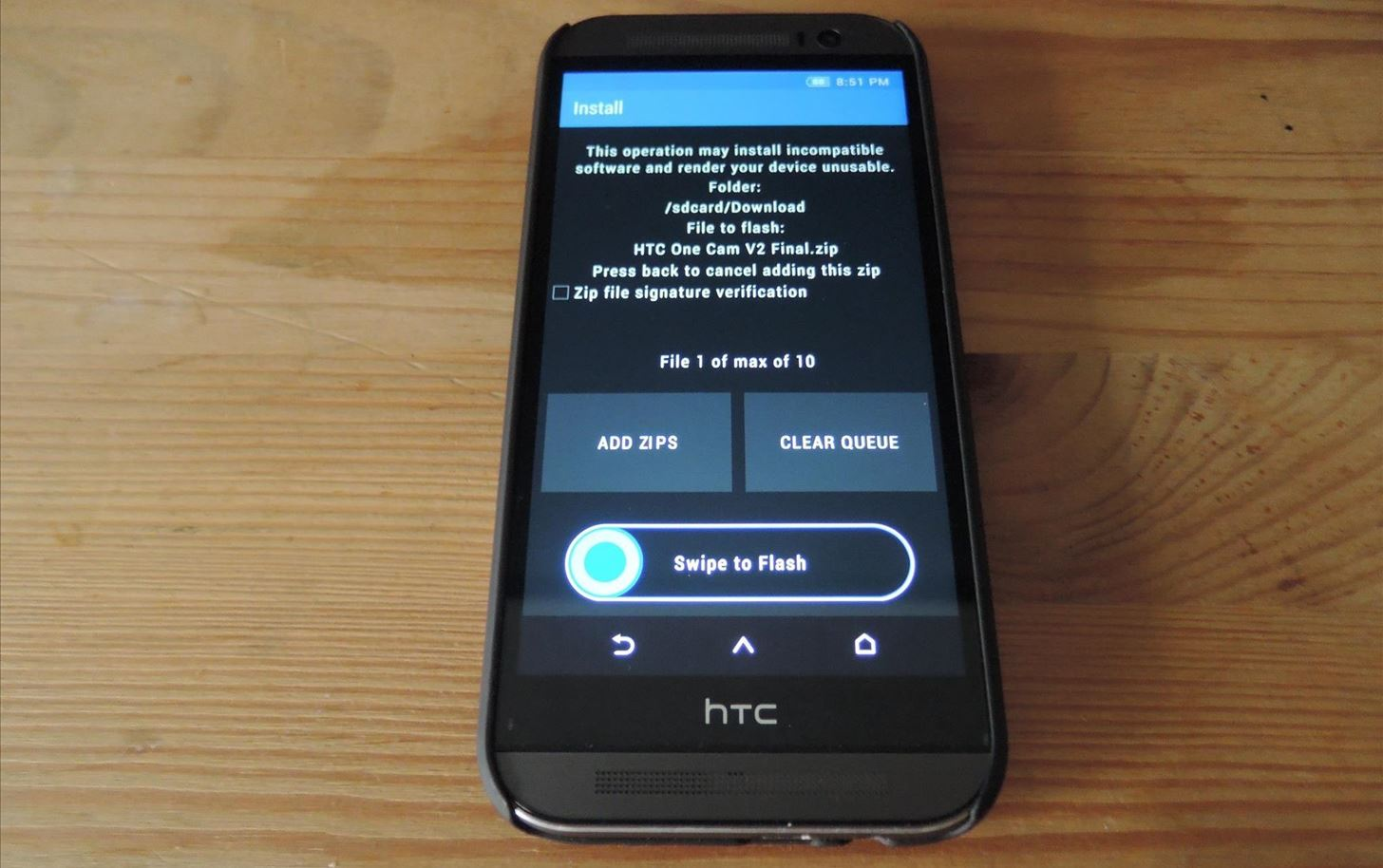 How to Increase Photo & Video Quality for Your HTC One M8's Camera