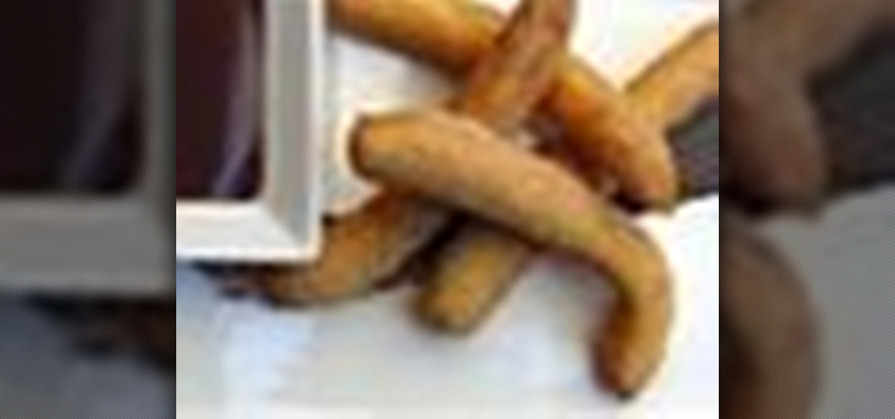 How to Make churros with thick chile-spiked chocolate « Snacks