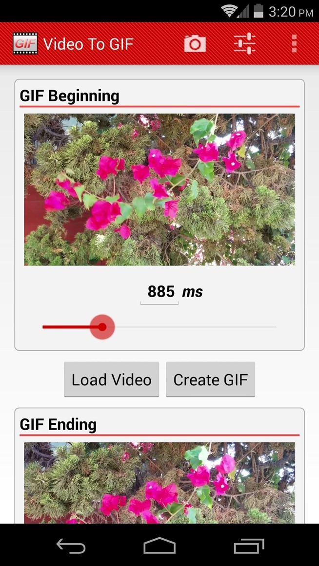 Animated Garden Gif Videos Into Animated Gifs
