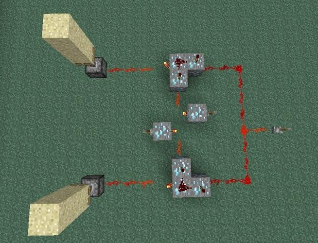 Minecraft make a door switch how to create a hidden for 10 ways to make a secret door in minecraft