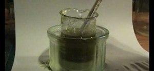 Make sodium bromate & potassium meta-periodate