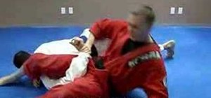 Do a Jiu Jitsu Omoplata Shoulder Lock