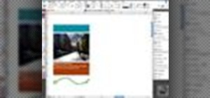 Work with objects in InDesign CS3