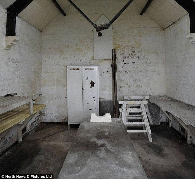 UK Chalet Used to Be a Mortuary