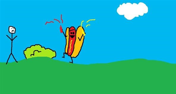 STOP!!!!!!... WEINER TIME!!!!!!!!!!!