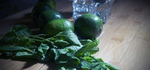 Make Vodka Mojitos