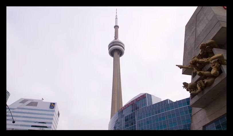 How to Shoot a Moving 360 Degree Time-Lapse Around a Tall Building