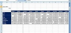 Create & work with pivot tables (PivotTables) in Excel