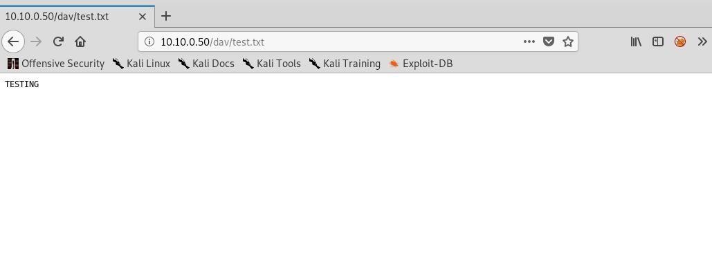 How to Exploit WebDAV on a Server & Get a Shell
