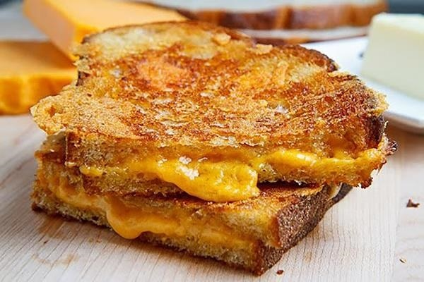 How to Make Amazing Grilled Cheese Sandwiches, Every Single Time