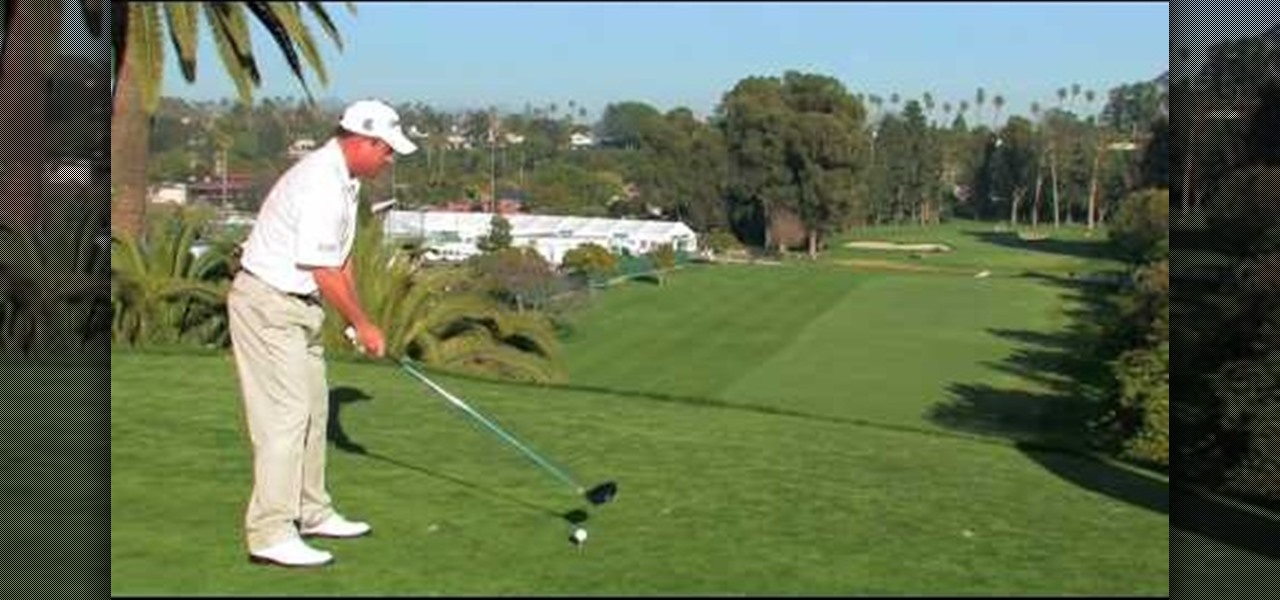 how to hit through the golf ball