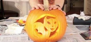 Carve a Halloween Pumpkin or Jack-O-Lantern