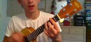 "Play ""I'm Yours"" by Jason Mraz on ukulele"