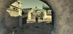 Get the Sharpshooter Destruction in Call of Juarez:BIB