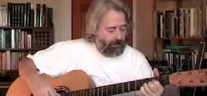 "Play ""Go Home Girl"" by Arthur Alexander on guitar"