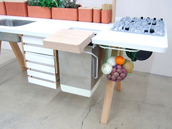 Meet the World's Most Eco-Friendly Kitchen