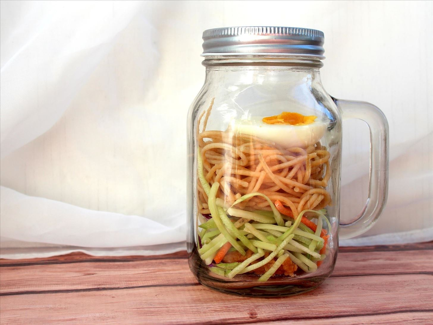DIY Instant Cup O' Noodles for a Better Lunch