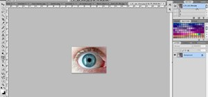 Get cool blue eyes in Photoshop