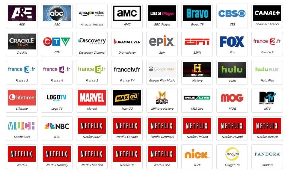 How to Unblock Netflix, Amazon Instant and 60 Other Channels with No Location Restrictions on Your PlayStation 3 or 4